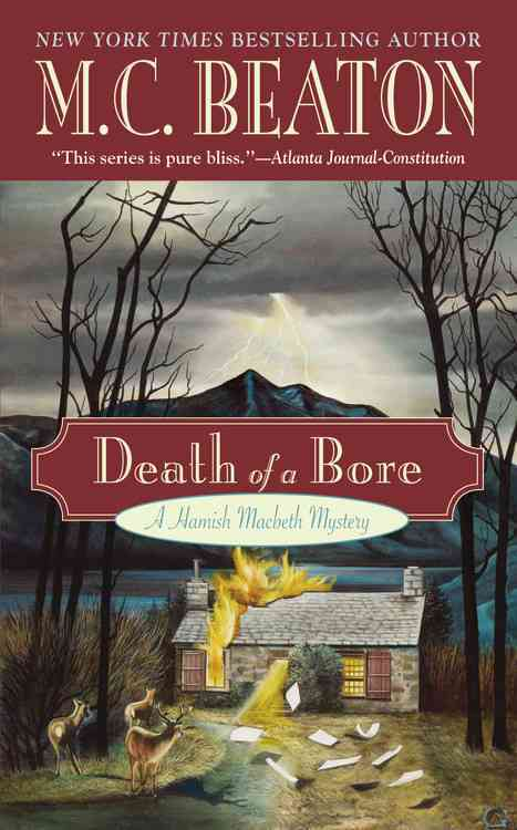 Death of a Bore By Beaton, M. C.